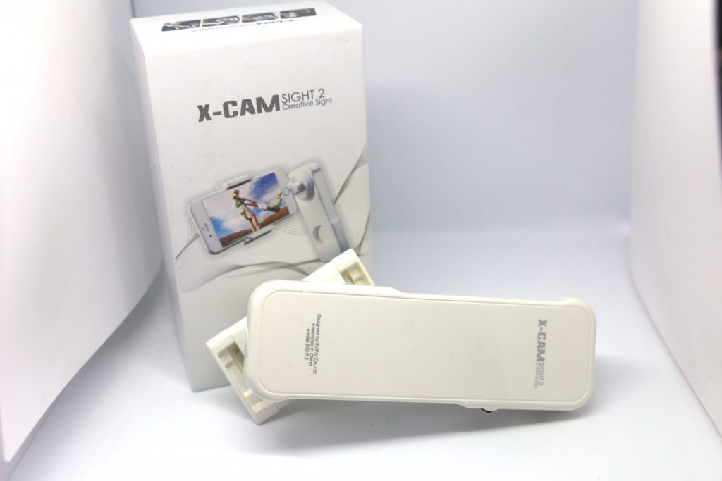 2-Achsen Gimbal X-CAM Sight 2